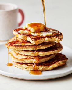 Oatmeal Pancakes | Kitchn
