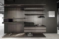 Boffi Modern Architecture Design, Interior Architecture, Modern Design, Interior Design, Wardrobe Closet, Walk In Closet, Bookcase Shelves, Shelving, Shelf