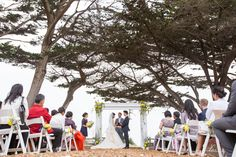 Jessica and Tony's Asilomar Wedding // Caitlin Arnold Weddings and Events // Andre Nguyen Photography