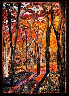 Into The Woods by Charlotte Hickman Just stunning...I love this!!