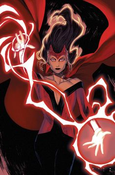 Scarlet Witch (Character) - Comic Vine