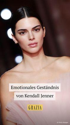 Seit sie ein Kind ist, führt die Schwester von Kim Kardashian ein Leben in der Öffentlichkeit. Nun machte sie ein ehrliches Geständnis und im Artikel erfährst du, worum es dabei ging... #grazia #grazia_magazin #kendalljenner #jenner #kendall #kardashian #kuwtk #socialmedia Kendall Jenner, Hot Stories, Kim Kardashian, Movies, Movie Posters, Image, Life, Kids, Films