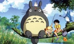 A wonderful My Neighbor Totoro poster featuring a scene from the excellent anime movie by Hayao Miyazaki and Studio Ghibli. Check out the rest of our fantastic selection of Hayao Miyazaki posters! Need Poster Mounts. Animated Movies, Kawaii, Animation, Japanese Animation, Art, Cartoon, Me Me Me Anime, Anime Movies, Ghibli Movies