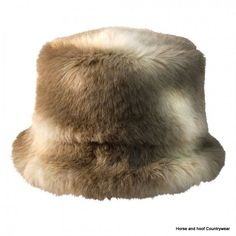 Heather Hats Emily Faux Fur Hat - Polar Ladies polar faux fur hat with quilted satin lining Crown height 16cm Front to back 28cm Side to side 26cm