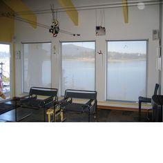 Residential Solar Shades Honeycomb Shades, Solar Shades, Soft Light, Insulation, Mirror, Furniture, Home Decor, Interior Design, Home Interior Design