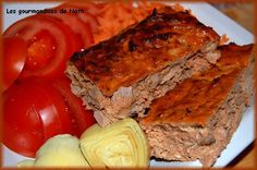 pain de thon et saumon