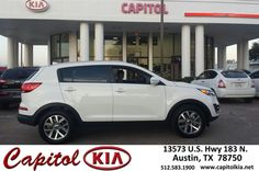https://flic.kr/p/zyeCsP | Happy Anniversary to Deborah on your #Kia #Sportage from Andrew Meyer at Capitol Kia! | deliverymaxx.com/DealerReviews.aspx?DealerCode=RXQC