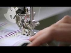 6/11 BERNINA 790: Sewing with Dual Feed