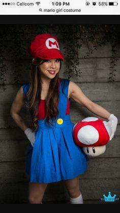 14 mejores imágenes de Disfraces de Mario Bros para toda la familia ... a05aa949fbe5