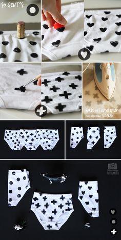 Kindertage | Textilprint DIY : Windelhöschen selbst gemacht – oder – Pimp my Schüpfer | http://kindertage.eu