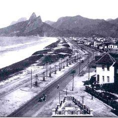 Av Vieira Souto  Ipanema  1934