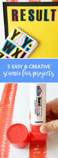 science fair necessities for project over This guide is everything you need to scaffold elementary children in creating an informative, accurate science fair project it is simplified, but detailed, and very concrete, with a checklist for the display and research paper portions of the project.