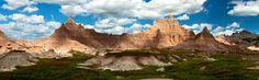 Parque Nacional das Badlands, Dakota do Sul | ... home parks and monuments badlands national park badlands national park
