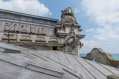 This Abandoned Romanian Casino Definitely Looks Haunted