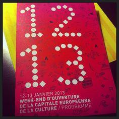RDV les 12 et 13 janvier pour l'ouverture de #MP2013 !