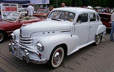 Opel Kapitan 1951