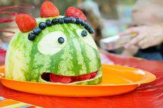 Yo Gabba Gabba watermelon Brobee
