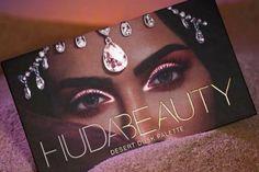 Desert Dusk : la nouvelle palette signée Huda Beauty #maquillage #makeup #nouveautés #hudabeauty #monvanityideal
