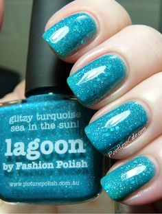Picture Polish - Lagoon THANK YOU AMY!! <3