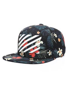 Find Floral Strapback Hat Men s Hats from TOP CULTURE  amp  more at DrJays.  Strapback 09a7b5b869ea