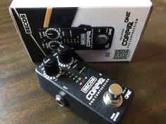 Becos CompIQ Mini One Pro Compressor Review Guitar Compressor, Mini One, Personalized Items