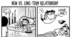 10+ Hilarious Relationship Comics That Perfectly Sum up What Every Long-Term Relationship Is Like | Bored Panda