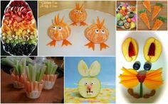 20 idées de collations santé sous le thème de Pâques
