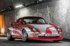 Porsche 993 GT2 Club Sport
