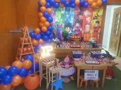 Goku Birthday, Ball Birthday, 10th Birthday Parties, Fourth Birthday, Ideas Para Fiestas, Party Planning, Birthdays, Baby Shower, Industrial Kids Decor