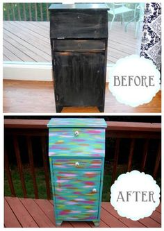 Painting Furniture Outside the Box!