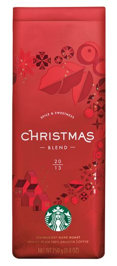 Starbucks Christmas Blend is my favorite!! I stock up every year when it goes on sale after the holidays.