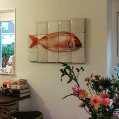 Awesome new art in da house from www.stiger-woods.com #art #design #interior