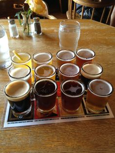 North Coast Brewing Co. Taproom & Grill in Fort Bragg, CA