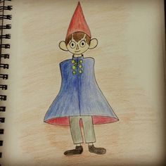 Wirt from Over the Garden Wall By: Mira.G