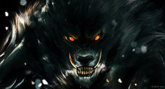 Werewolf by ibroid
