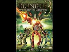 Bionicle 3.: Árnyak hálójában (2005) Bionicle 3: Web of Shadows | Traile...