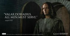 Photo of Jaqen H'ghar for fans of Game of Thrones 38428487 Game Of Thrones 3, Game Of Thrones Quotes, Valar Dohaeris, Valar Morghulis, Jaqen H Ghar, Tom Wlaschiha, Hbo Tv Series, The Faceless, Fandom Games