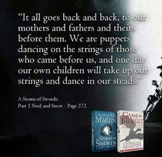 George R. R. Martin quote