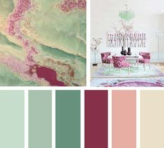 could borrow some colors for living room palette (fourth color?) img_LEMONBE_color_turquesa_aguamarina_guinda_comedor_silvestre_natural_OCTUBRE2013_26.jpg 509×459 pixels