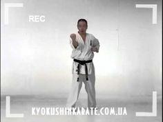 Kata Kyokushin Karate - Gekisai Dai - Ката Киокушин Карате Гекисай Дай (...