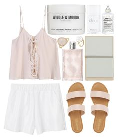 ducked out of the rain by sophiielin on Polyvore featuring polyvore, moda, style, Monki, Bling Jewelry, Aurélie Bidermann, Burberry, Maison Margiela, Bourjois and peasanttop
