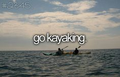 Bought a kayak this summer,best idea ever. Your opitions are endless for new places to visit. ✔