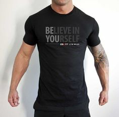 We specialize in workout shirts,weightlifting clothes and bodybuilding clothing for men and women. Cool Shirt Designs, Bodybuilding Clothing, Shirt Print Design, Tee Design, Personalized T Shirts, Workout Shirts, Workout Tops, Mens Tees, Cool Shirts