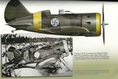 I-16 IR-101 Finnish Fighter Colours.Vol 2 1939-1945,Mushroom Model Publications