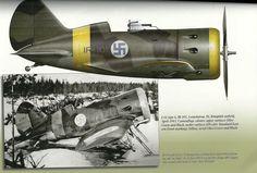 I-16 IR-101 Finnish Fighter Colours.Vol 2 1939-1945,Mushroom Model Publications
