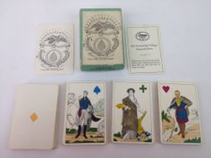 Playing Cards are a unique gift for celebrating your paper anniversary.  Spend an evening in front of the fire enoying a game of Rummy with this deck of Old Sturbridge Village Reproduction Playing Cards.  Visit www.yearsoflove.com for more unique anniversary gift ideas.