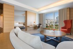 Executive Suite- rejuvenating view