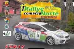 I Rallye Comarca Norte GC 2015
