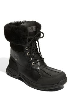 Uggs Butte (black) - I just picked these up... HAM