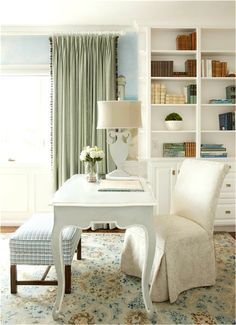 Home Office For Women | Design Inspiration Of Interior,room,and Kitchen